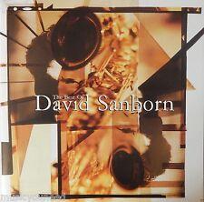 David Sanborn - The Best of David Sanborn (CD 1994) Near MINT 10/10