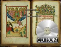 Apocalypse with patristic commentary 1800 AD Russian digitized Manuscripts