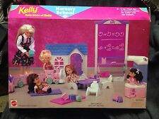 Kelly Baby Sister of Barbie Nursery School.  New Opened Box.  1996 Mattel.  Rare
