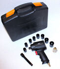 """1/2 """" Mini Impact Wrench 1300 NM Lm <Complete> With 8 Nuts Oiler Extensions"""