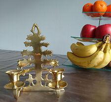 Wandkerzenhalter Tannenbaum Wandleuchte Weihnachtsbaum Kerzenleuchter NEU