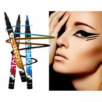 1PC 36H Black Waterproof Pen Liquid Eyeliner Eye Liner Pencil Make Up Beauty UK