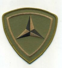USMC 3rd Marine Division Subdued Patch Sticker
