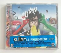 CD ALBUM NEUF ♦ SLIIMY - 1er ALBUM : PAINT YOUR FACE // WAKE UP (le PRINCE fr.)