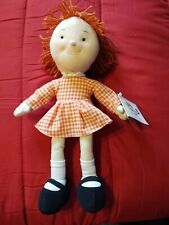 F.A.O Schwarz Little Red Plush Doll 1999
