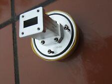 WR75, 10GHz Waveguide Flange Adapter for Dish Antenna - set