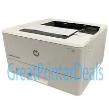 HP LaserJet Pro M402n Laser Printer Nice Off Lease Unit w/ toner too!  C5F93A