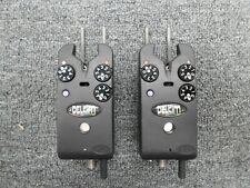 Delkim txi plus bite alarm purple X 2 VGC