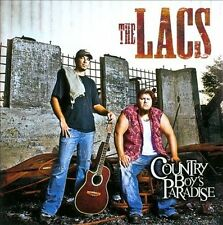 The Lacs Country Boy's Paradise CD Super FAST FREE shipping!