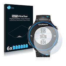 6x Savvies Screen Protector for Garmin Forerunner 620 Ultra Clear