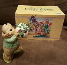 United Design The Easter Bunny Family Boy Bunny with Large Egg SEC-034