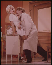 THE SUNSHINE BOYS WALTER MATTHAU LEE MEREDITH BUSTY ORIGINAL TRANSPARENCY SLIDE