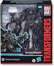 Transformers Generations Studio Series 56 Shockwave Leader Class