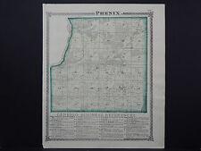 Illinois, Henry County Map, 1874 #09 Township of Phenix