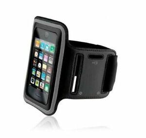 IPhone 6, 7, 8, X, XS, 11 Pro 5.8 KHOMO Adjustable Strap Black Gel Free