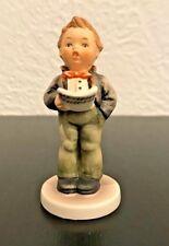 "Hummel Figurine 135 4/0 ""Soloist"", Retail $140"