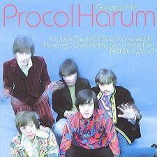 PROCOL HARUM - GREATEST HITS - METRO LABEL CD