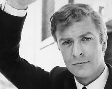 Michael Caine Young BW 10x8 Photo
