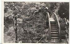 Wales Postcard - Circular Bridge - Devil's Bridge - Aberystwyth - RP A7599