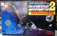 ZOIDS 2 ULTRASAURUS TOMY 5953 CON SCATOLA SIGILLATO NUOVO