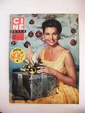 Ciné Revue N°49 Décembre 1956 Cyd Charisse Viva Las Vegas