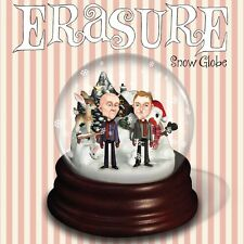 ERASURE Snow Globe - 2LP / Coloured Vinyl - 2016 - Limited + Digital Copy
