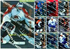100++ SELECT CERTIFIED 1996 NHL RC SINGLES ROOKIE LOT ... U PICK LIST WHOLESALE