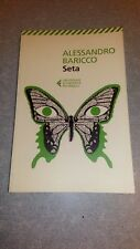 Livre:Alessandro Barico,seta 108 pages version italien