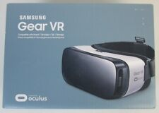 SAMSUNG GEAR VR VIRTUAL REALITY HEADSET - WHITE POWERED BY OCULUS - STILL SEALED