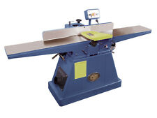 """**SALE** Oliver 8"""" Jointer w/4 Sided Insert Helical Cutterhead"""
