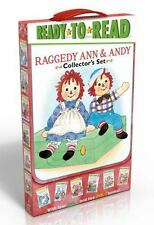 Raggedy Ann: Raggedy Ann and Andy Ready-to-Read Collection : School Day...
