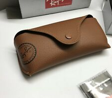 Ray ban Sunglasses Case BROW NEW CASE