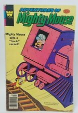 Adventures of Mighty Mouse #166 (1979) Whitman Comics