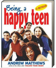 Being a Happy Teen by Andrew Matthews deals with complicated issues with humor