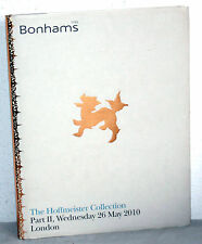 THE HOFFMEISTER COLLECTION Part II - London, May 2010 - Bonhams