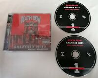 CD - Various Artists Death Row Greatest Hits 2 CD Set Suge Knight