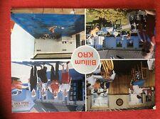 m2r postcard unused billum kro