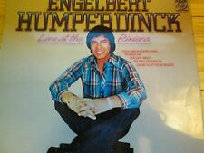 Engelbert Humperdinck Live at the Riviera Vinyl LP