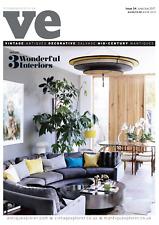 VE Magazine - Issue 34 - Eclectic,Reclaim, Gadgets, Interiors, Ceramics, Posters