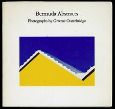 Photography Book - Bermuda Abstracts Photographs by Graeme Outerbridge 1981