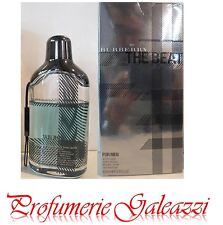 BURBERRY THE BEAT FOR MEN AFTER SHAVE NATURAL SPRAY VAPO - 100 ml