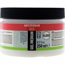 Royal Talens Amsterdam Gloss Gel Medium #094 for Acrylic Painting 250ml