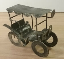 Vintage Metal Car Decorative Piece/Collectible