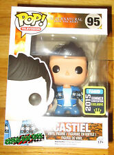 SDCC 2015 FUNKO POP! SUPERNATURAL CASTIEL FRENCH MISTAKE VINYL FIGURE