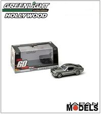 Gone in 60 Seconds ELEANOR '67 CUSTOM MOVIE MUSTANG Greenlight Die cast 1/43 LTD