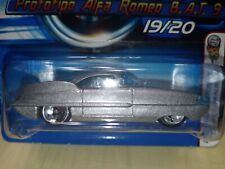 2005 only Hot Wheels First Edition Model Prototipo Alfa Romeo B.A.T 9