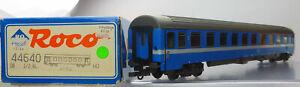 Roco 44640; Eurofima Reisezugwagen 1./2 Kl. DB, Licht, unbespielt in OVP /P575