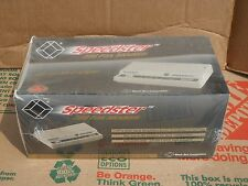 """Factory Sealed NEW"" Black Box Speedster 288 Fax Modem US Robotics"