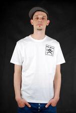 Billabong t-shirt iconic White Cap