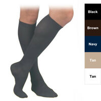 Knee High Activa Men's Dress Compression Socks 15-20 Mmhg Supports Leg Relief